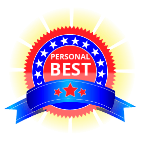 skoolbo personal badge personalbest dashboard